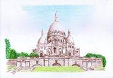 Bazilika Sacré-Coeur, Paříž