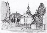 Vsetin Upper Town - Vsetín Horní město